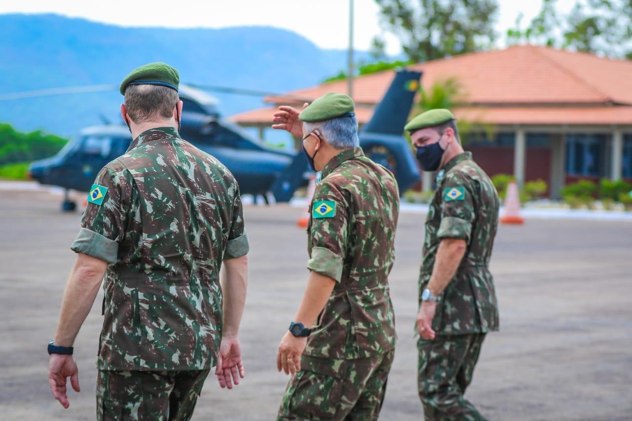 Trinta dias de Operação Verde Brasil 2 no Tocantins